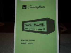 SoundCraftsman-PE-2217-Owners-Manual