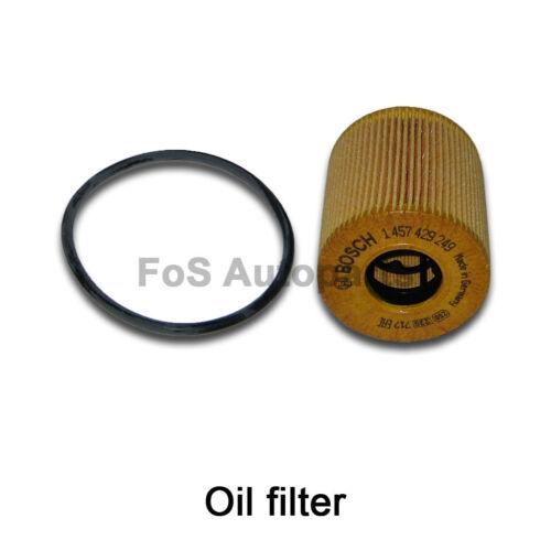 Service Kit Pour Ford Focus C-Max 2.0 TDCI Carburant Huile Filtres Cabine 2003-2007