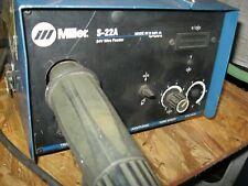 Miller S 22a 24v Wire Feeder