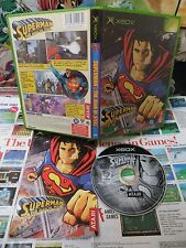 Xbox:Superman - The Man of Steel [TOP & 1ERE EDITION] COMPLET - Fr