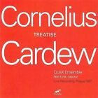 Cornelius Cardew: Treatise by QuaX Ensemble (CD, Jan-2009, 2 Discs, Mode Records)
