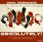 Absolutely! von Fitzwilliam String Quartet,Tolling,Steinmetz (2013)