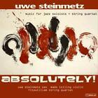 Absolutely! von Fitzwilliam String Quartet,Tolling,Steinmetz (2013)