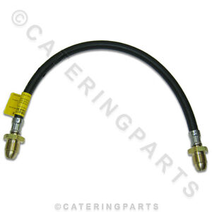 LPG LP GAS BOTTLE CONNECTOR HOSE POL X POL 20 INCH PIGTAIL ...