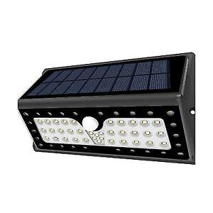 Lights Solar Lampat Outdoor 62 Leds Super Bright Motion Sensor