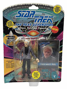 "Dr McCoy-OS-Classic Movie Series 5/"" Playmates Star Trek TOS non ouvert 1995"