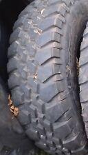 Military Truck 37x12.50R16.5 BF Goodrich Baja T/A HMMWV Tire 84% Tread  USED