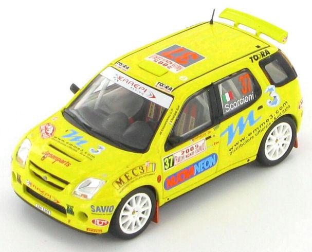 SUZUKI IGNIS S1600 Scorcioni-Scorcioni Rally Monte Carlo 2005 1:43 - S0625