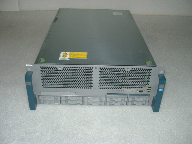 1 x 146GB 10K VIC1240 UCSB-B200-M3 UCS BLADE 1x E5-2609 4C 2.4GHZ 8GB RAM