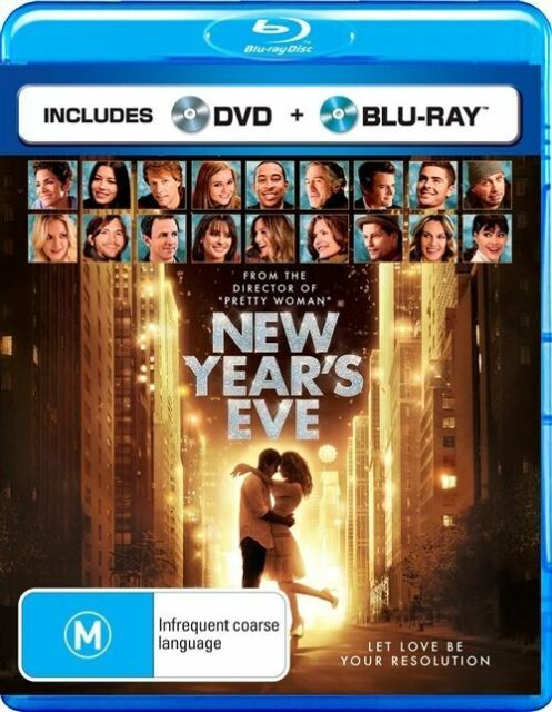 New Year's Eve (Blu-ray only NO DVD)