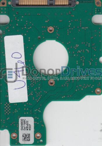 0A26924 0A26800 DA1189C DA1519 Hitachi sata 2.5 PCB HTS541080GSA00