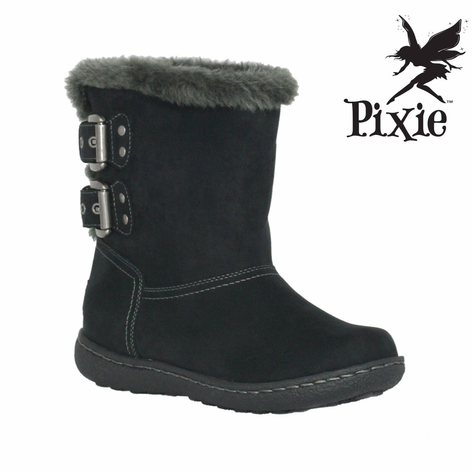 Pixie Footwear Lucy Ladies Boots. UK sizes 3 3 3 - 8 Brand New In Box 041d03