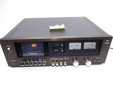 Dual C-809 Vintage Tape Deck funktionsfähig für Bastler ,optisch Klasse (511