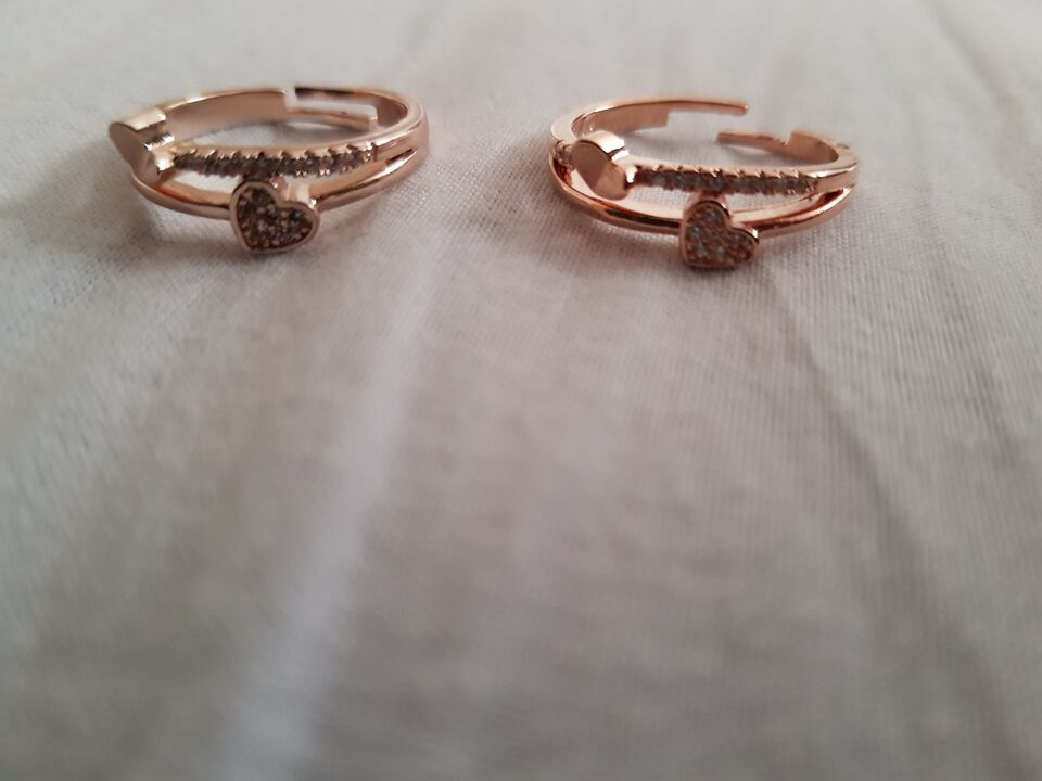 Ring, andet materiale