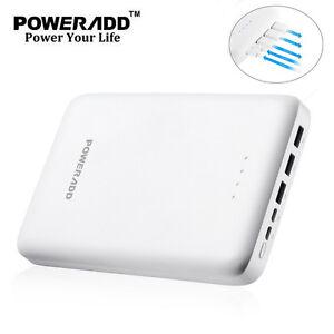 Poweradd-30000mAh-Power-Bank-External-Smart-Battery-Charger-for-iPhone-Samsung