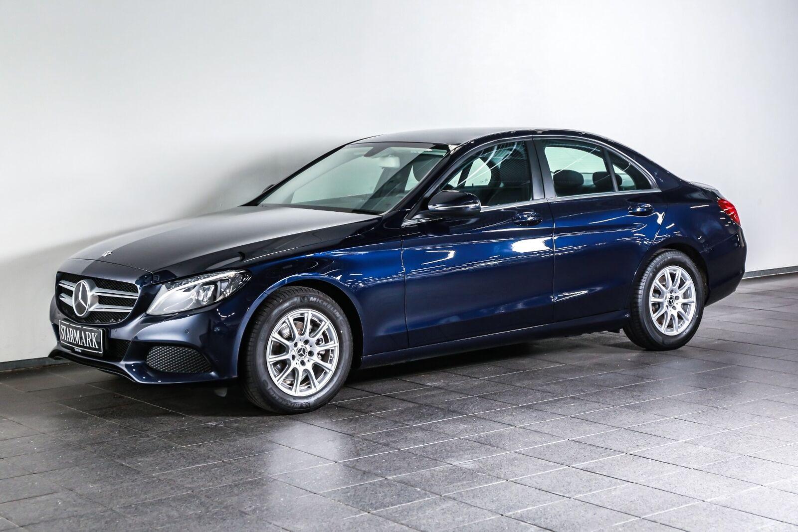 Mercedes C220 d 2,2 Business aut. 4d - 2.895 kr.