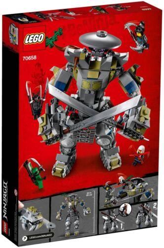 LEGO® NINJAGO™ 70658 Oni-Titan NEU OVP/_ Oni Titan NEW MISB NRFB