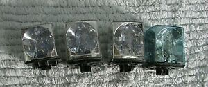 Four Vintage New Unused Sylvania and GE Camera Flashcubes Flash Bulbs FREE S/H