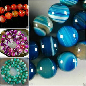Wholesale-Stripe-Agate-Onyx-Round-Gemstone-Loose-Beads-14-034