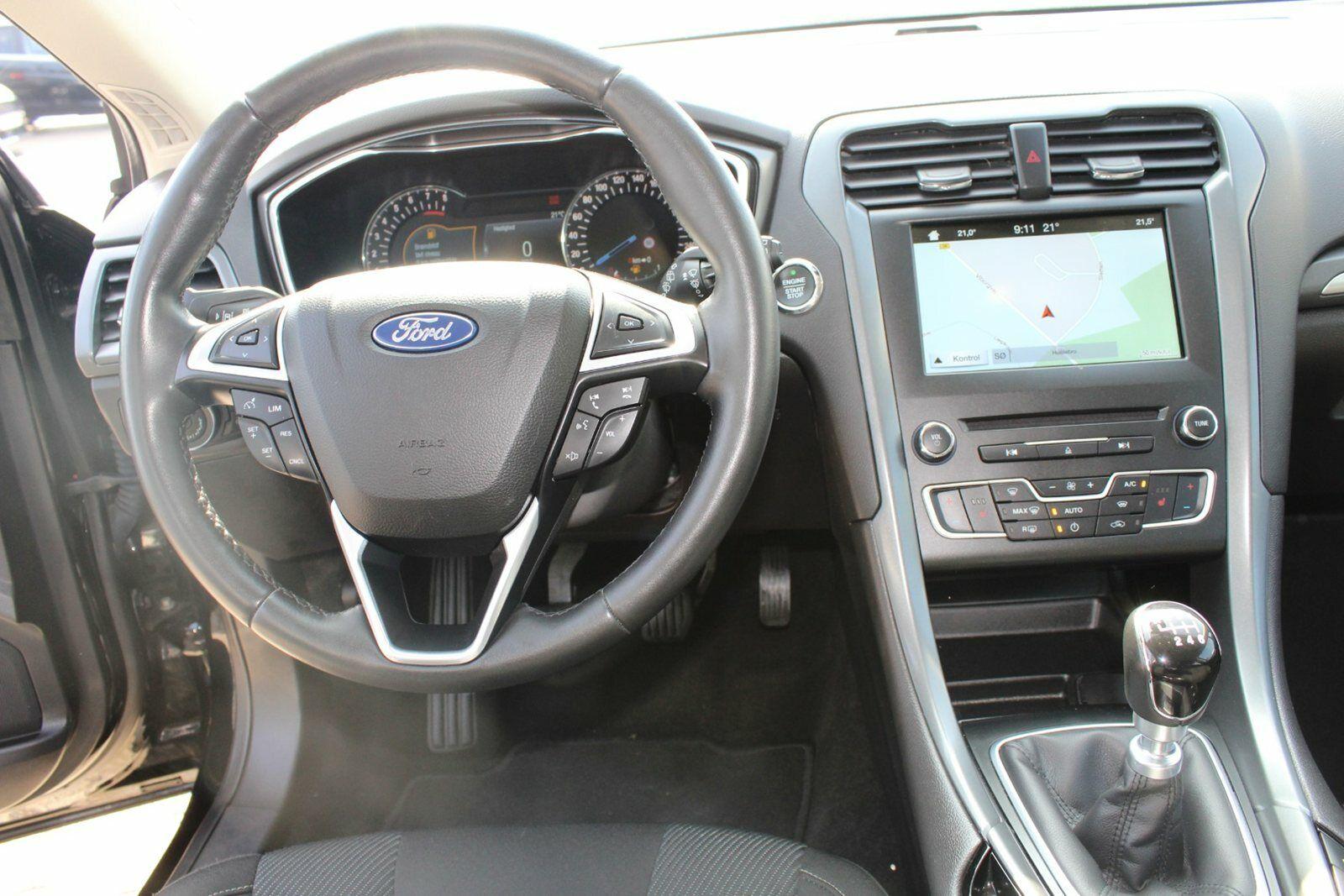 Ford Mondeo 1,5 SCTi 160 Titanium - billede 11