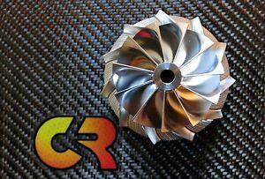 Gmc Chevy Duramax Lb7 66l Turbo Upgrade Billet Compressor Wheel Ihi