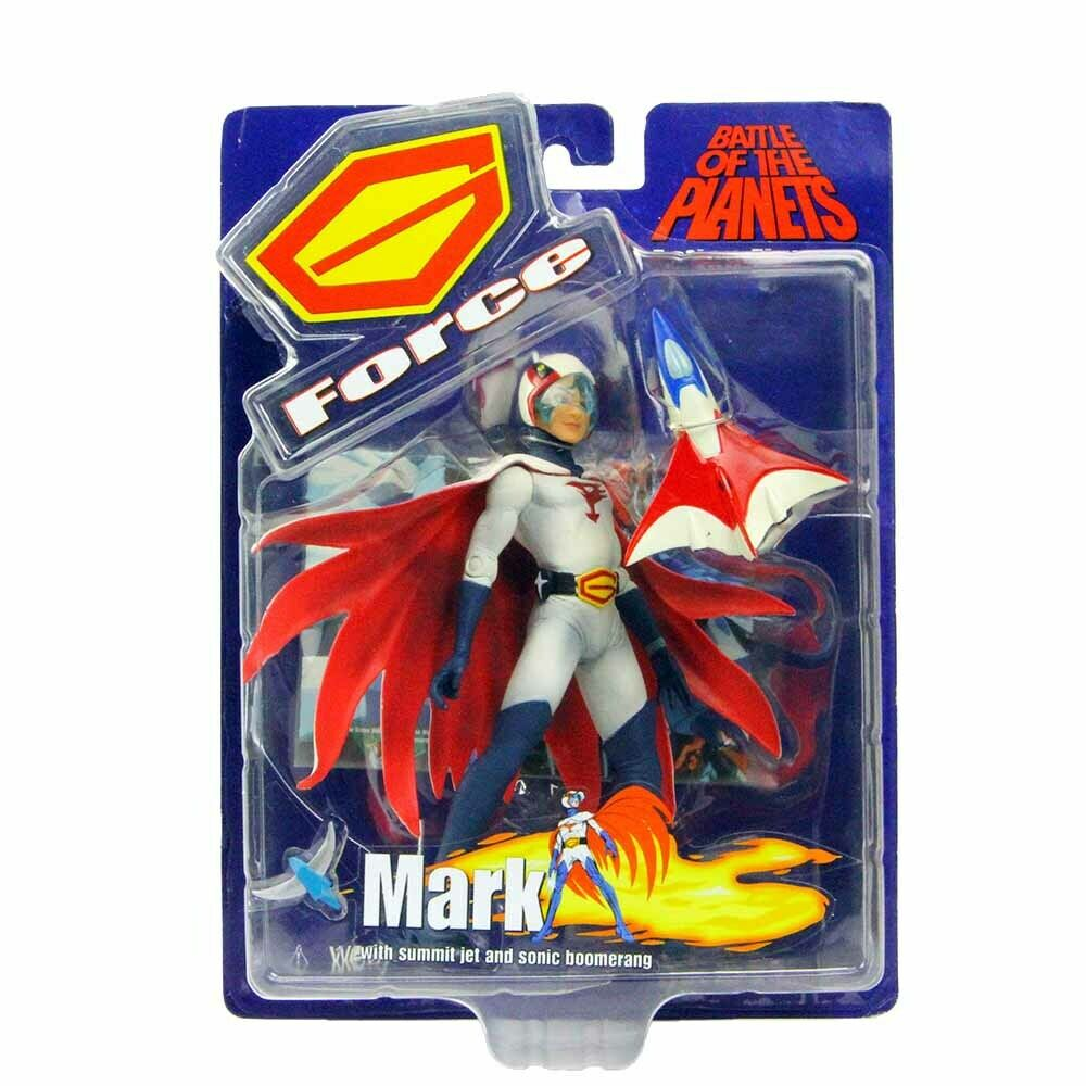 Battle of the Planets G-Force Mark action figure Diamond Select Gatchaman Japan