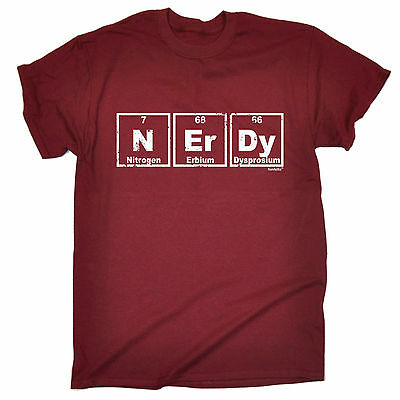 Geeky Chemistry Jamie Birthday Gift JOHN Periodic Table Element Mens TShirt