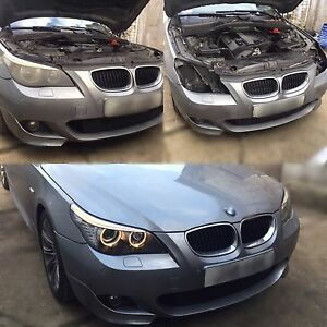 Bmw E60 E61 Lci Headlights Retrofit Conversion Pre Lci To