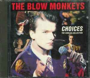 THE-BLOW-MONKEYS-034-Choices-The-Singles-Collection-034-Best-Of-CD-Album