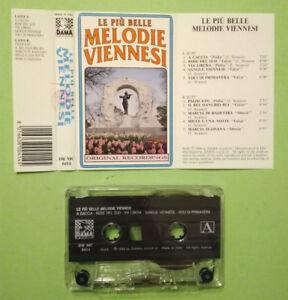MC-Musicassetta-LE-PIU-039-BELLE-MELODIE-VIENNESI-dama-records-1994-no-lp-cd-dvd