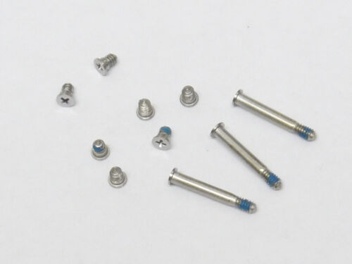 """New Bottom Case Screw Set for MacBook Pro 13.3/"""" A1278 2009 2010 2011 2012"""