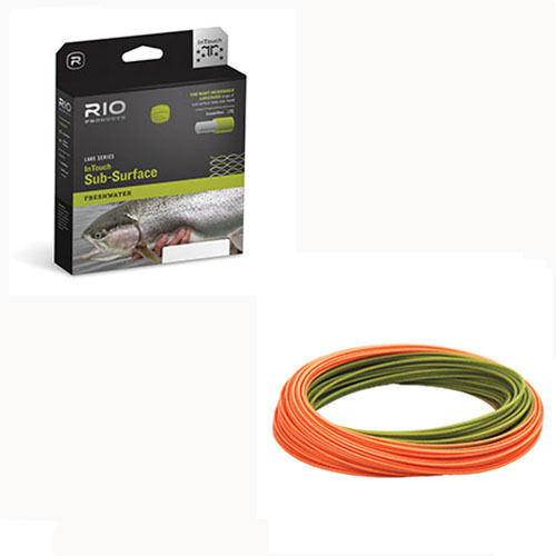 Rio InTouch Hover Fly Line, New  wFree Shipping in US