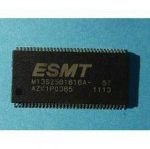 5 PCS New M13S2561616A-5T TSOP-66   ic chip