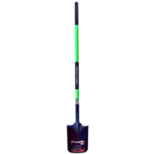 Spear /& Jackson Trade Fibreglass Post Hole Shovel