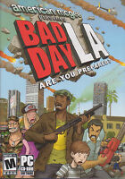 Bad Day La American Mcgee Presents Action Pc Game