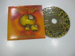 Bubbury CD Single Spanisch Planet Sur 1997 Promo