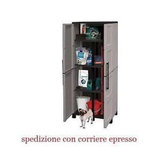 ARMADIO PORTA SCOPE 2 PORTE 68X37X169 | eBay