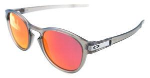 9265 Ruby 15 Grey Smoke Fumo Occhiale Grigio Iridium Latch Sunglasses Oakley Pq0d7xwBWd