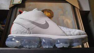 b6cb69f7af Nike Air Vapormax Chukka Slip size 8.5 Pure Platinum Silver White ...