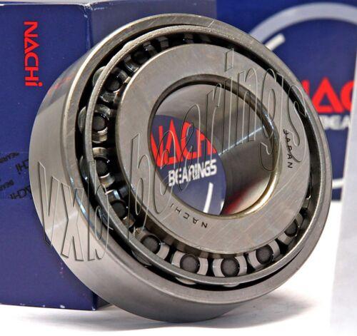30307 Nachi ed Roller Japan 35x80x21 Taper Bearings 35mm//80mm//21mm