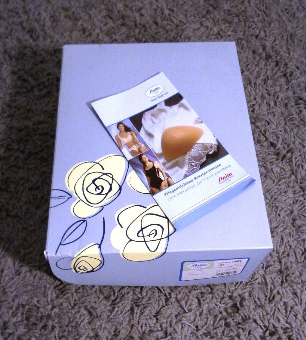 1x ANITA CARE prosthesis breast silicone L size New In BOX F 120 GB USA 10