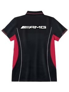 Rot Mercedes Coolmax® Amg Schwarz Kurzarm shirt T Polo Herren Shirt Slimfit Orig ZCzqwSS