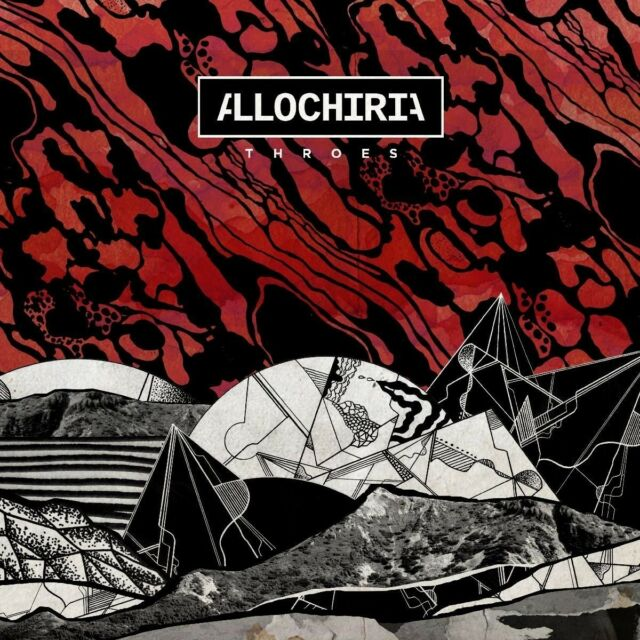 ALLOCHIRIA - THROES   CD NEW!