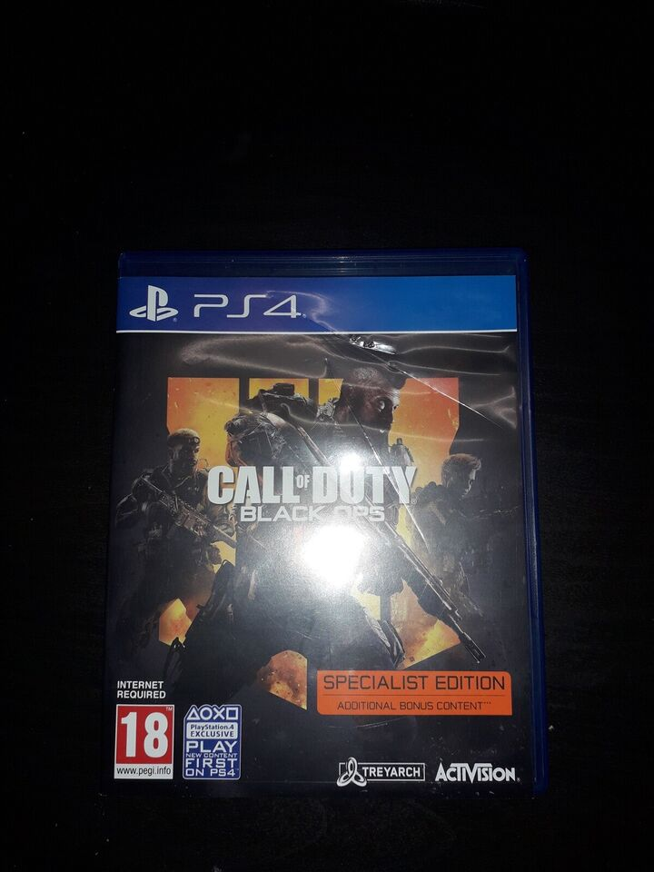playstation 4 spil, PS4, action