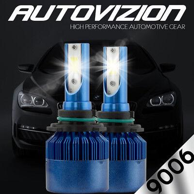 AUTOVIZION LED HID Headlight Conversion kit H7 6000K for BMW 540i 1997-2003