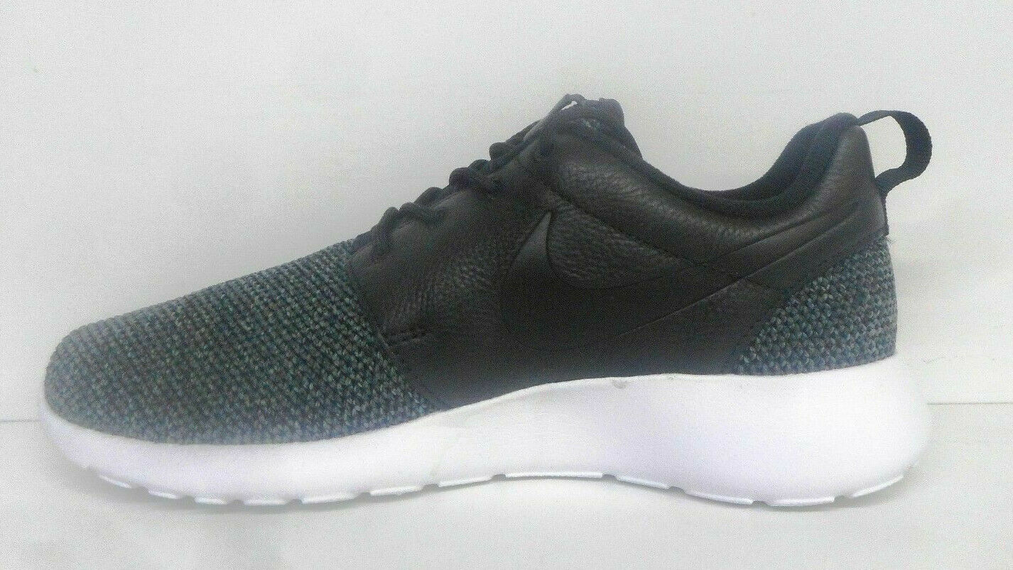 NIB Nike Roshe One Knit Sneakers Sneakers Sneakers Black Cool Grey Wht AH6801-001 Women's Sz 6 -10 27d462