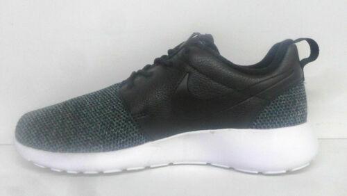 Nuevo gris Nike Roshe En Zapatillas Caja blanco Frío Punto One Negro r8qarUw4xp
