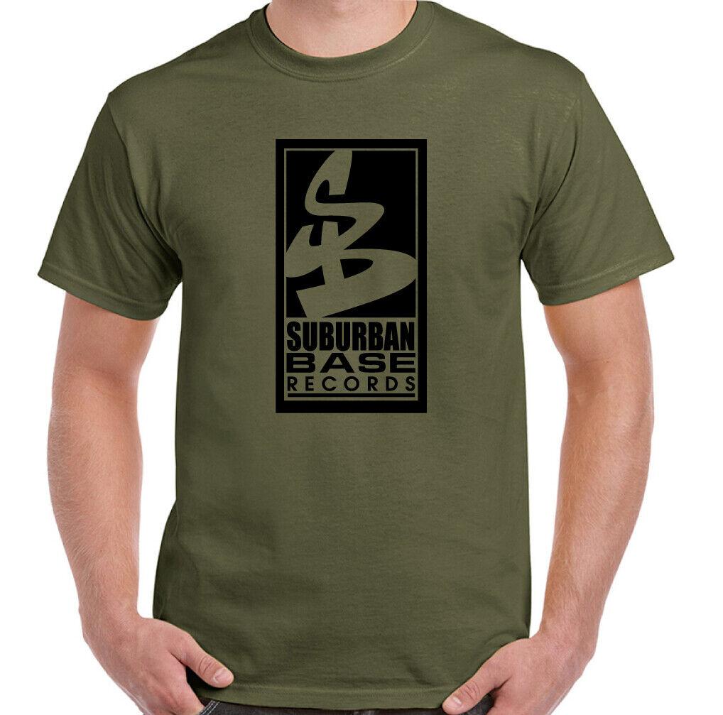 Boogie Times Records T-shirt Romford Suburban Base Records d/&b Jungle Hardcore