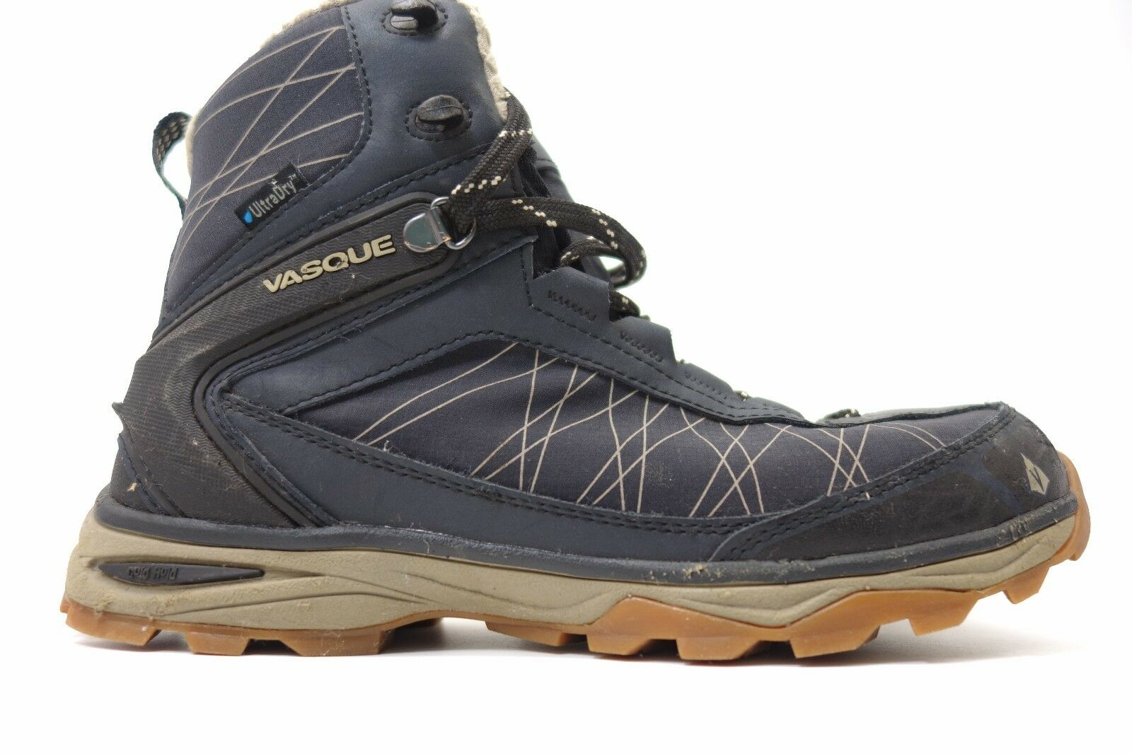 Vasque Womens Coldspark Ultradry Waterproof Insulated Mid Snow Boots Size 9