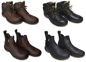 Buffalo Safety Footwear Steel Toe